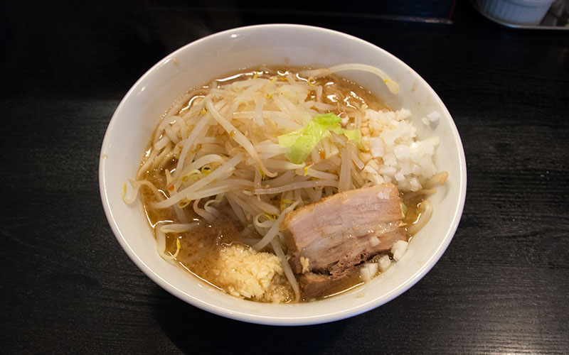 Ramen in Ramen Maruki